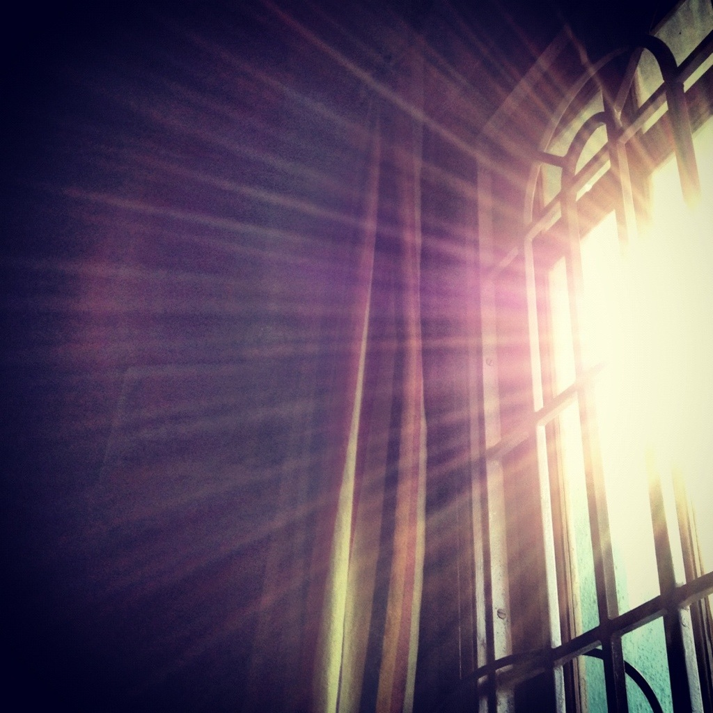 The window of light