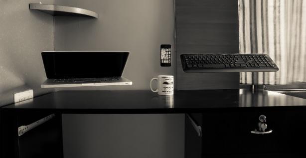 workstation levitation